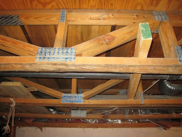 Floor Joists Solid Lumber Tji39s Lvl And Open Web Floor