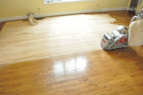 Refinishing Wood Floors With A Belt Sander Floor Matttroy