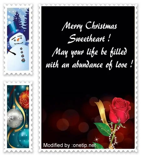 Best Romantic Christmas Letter To My Boyfriend Christmas Texts