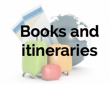 Books and itineraries