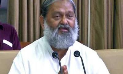 Anil Vij says those who can't live without beef should not visit Haryana!