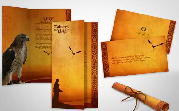 Beautiful Examples Of Brochure Design