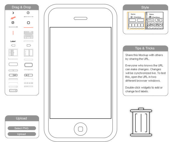 22 Good Prototype and Wireframe Tools for Mobile and Web Design