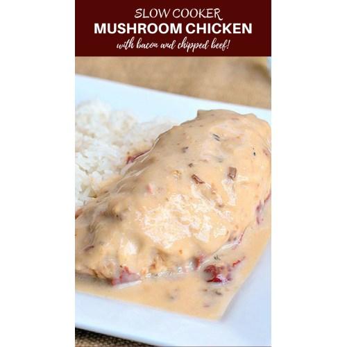Medium Crop Of Cream Of Mushroom Chicken