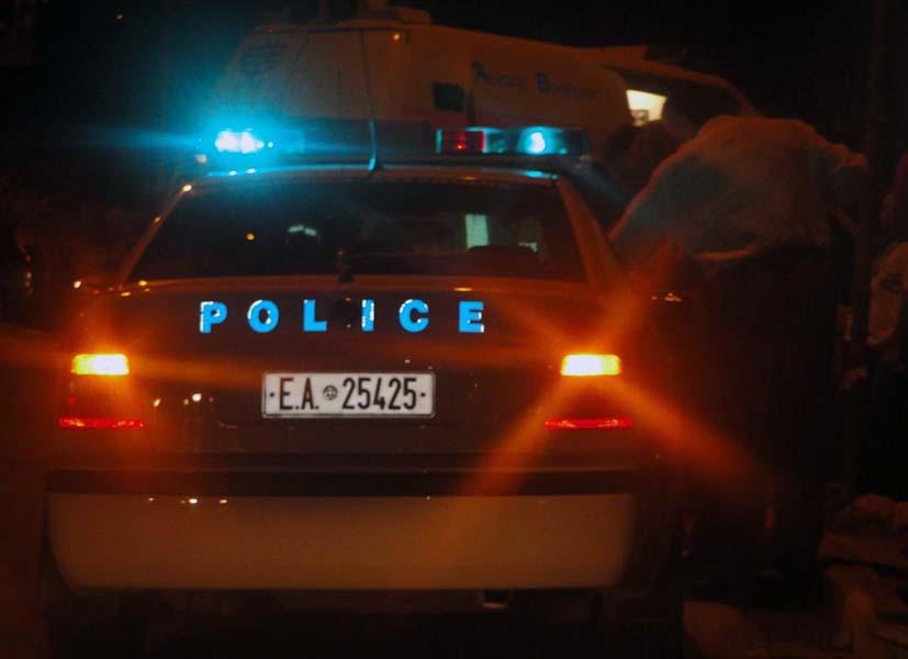 Ρουμάνο - μπουμπούκι έπιασαν αστυνομικοί στα Φάρσαλα