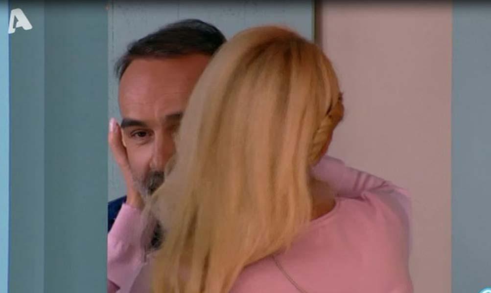 Ο Γκουντάρας συγκινήθηκε και έφυγε από το πλατό, η Ελένη έτρεχε για να τον φέρει πίσω!