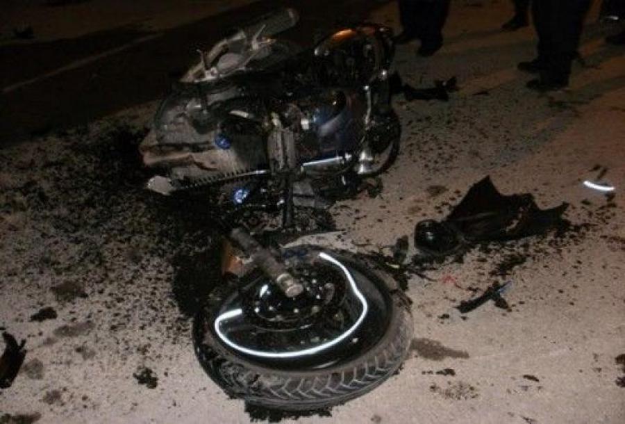 Σκοτώθηκε 24χρονος σε σύγκρουση μηχανής με φορτηγό