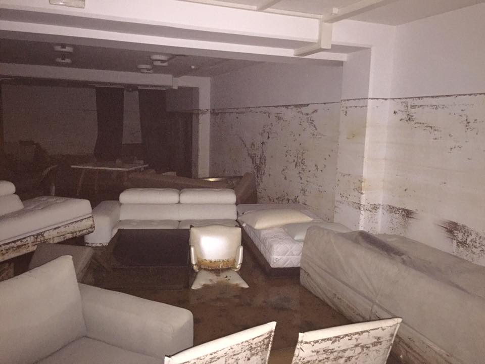 Περιουσίες και κόπους μίας ζωής κατέστρεψε η νεροποντή στα Φάρσαλα (φωτό)