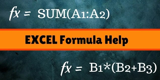 Training on Creating Formulas for Microsoft Excel ONLC - creating formulas in excel