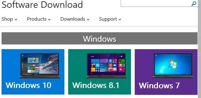 Legally Download Windows 10, 8, 7 and Install from USB Flash Drive