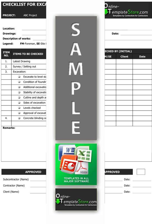 quality control templates - Josemulinohouse - quality assurance form template