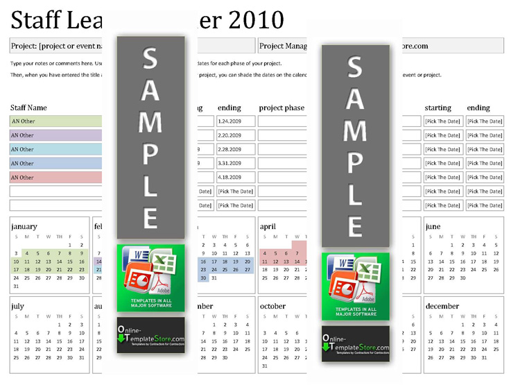 project management timetable - Apmayssconstruction