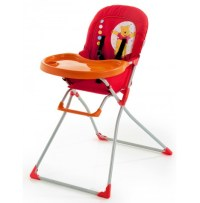 NEW HAUCK WINNIE THE POOH RED MAC BABY HIGHCHAIR FEEDING ...