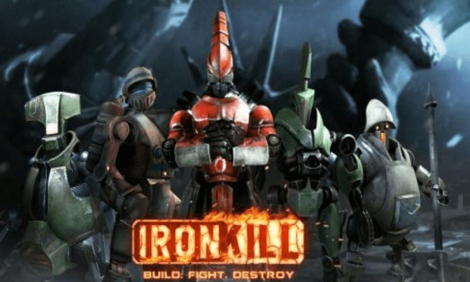iron kill fighting app