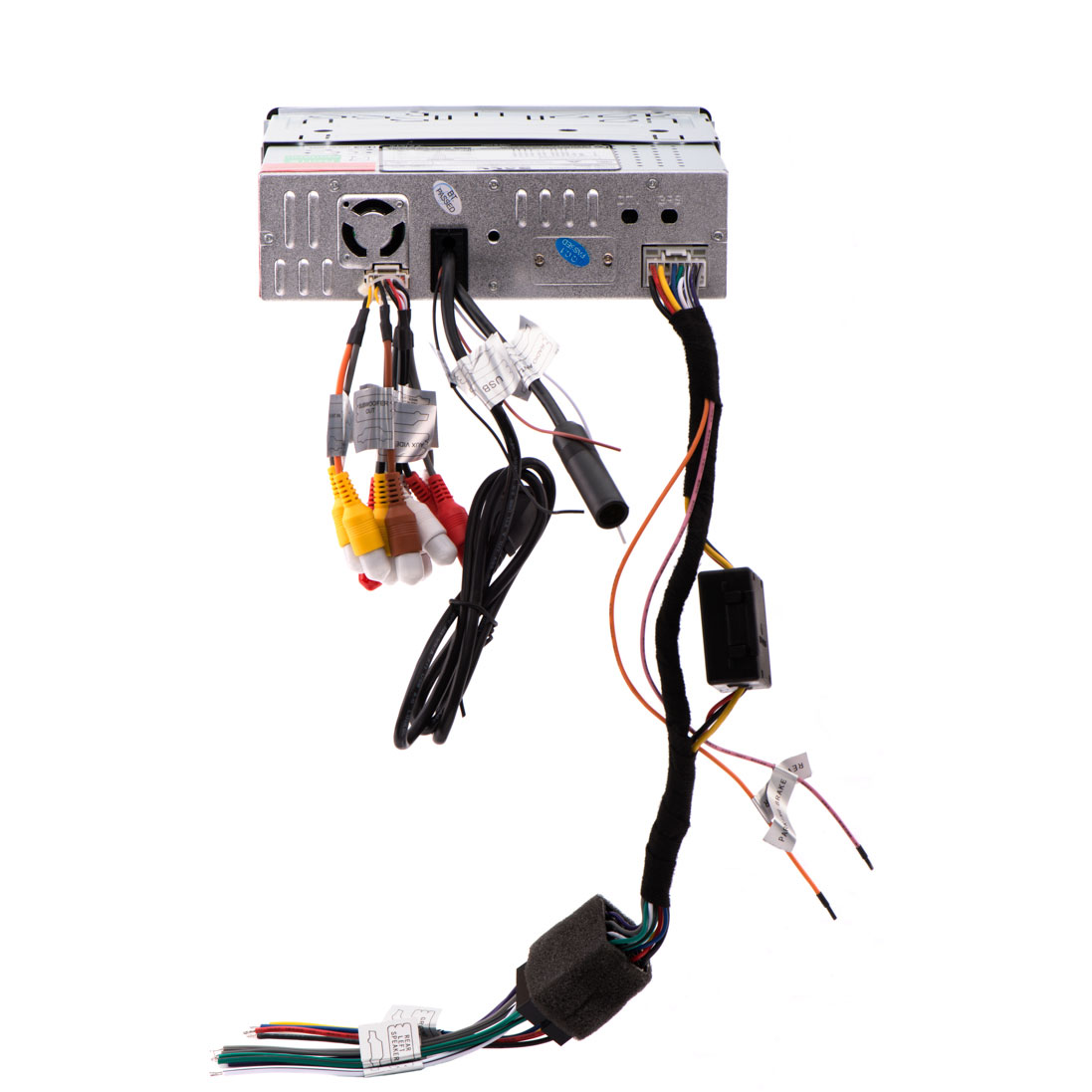 Dual Model Cd770 Wiring Harness 20 Pin Auto Yale Diagram Fork Lift Gdp080dncge Boss Audio 25 Images