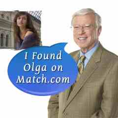 Dr. Neil Warren Finds Love on Match.com