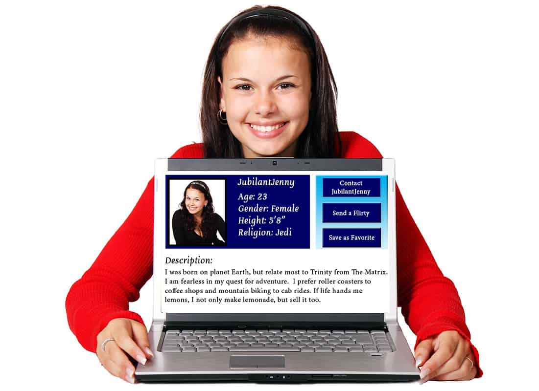 online dating suggestions profile Find out what men think when they read your online dating profile and learn what the best online dating profiles have in common.
