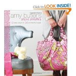 Book Review-- Amy Butler's Style Stitches: 12 Easy Ways to 26 Wonderful Bags