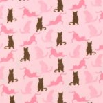 Cute Fleece Prints for Pet Beds