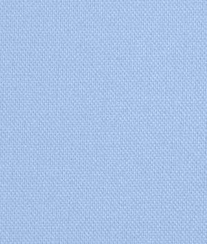 Robert Kaufmann Kona Cotton fabrics are a high quality broadcloth suitable for home and fashion accessories.  These fabrics come in many beautiful colors.  Cornflower Blue is shown.