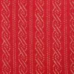 red knit fabric from ofs