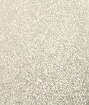 Stingray Faux Leather--Quartz Gray