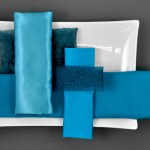 Aqua apparel fabric
