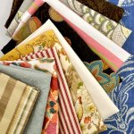 Decisions, decisions! Organizers can be made from an array of fabulous decor fabrics.