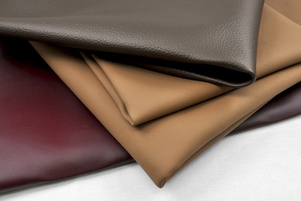 Durable Nassimi vinyl is designed for outdoor use.