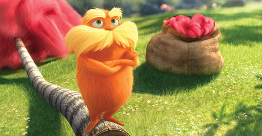 Photo Credit: Universal's The Lorax Movie Website