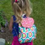 How to Make a Child's Backpack (Tutorial)