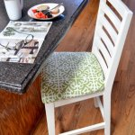 Before & After: Kitchen Stools