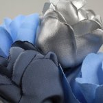 How to Make A Fabric Flower Bouquet (Video Tutorial)