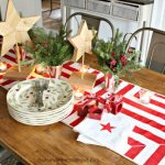 Geometric Table Runner Tutorial