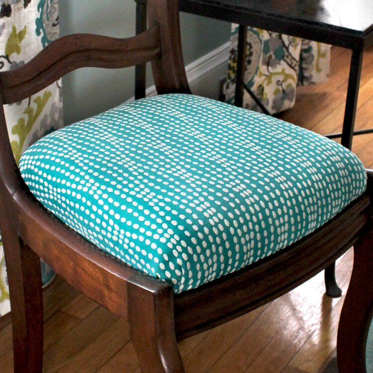 How To Reupholster Dining Chairs OFS Maker\u0027s Mill