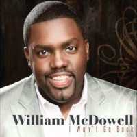 William McDowell- I Won't Go Back (mp3 download)