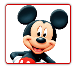 Mickey Mouse Spanish