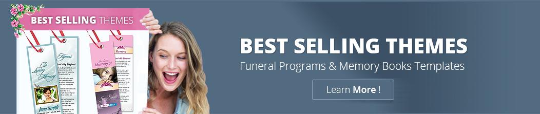Memorial Programs Templates, Funeral Program Samples, Legal Single - funeral programs samples