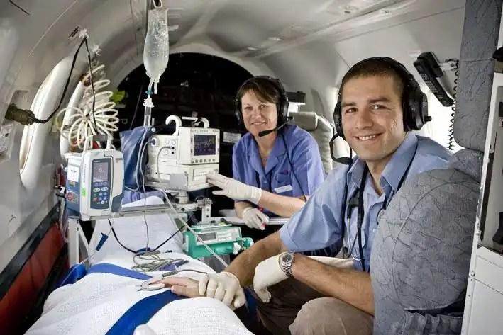 Becoming A Flight Transport Nurse - Online LPN Programs