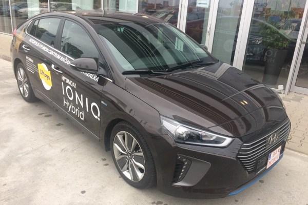 Hyundai predstaví unikátny IONIQ aj LIFTAGO zákazníkom