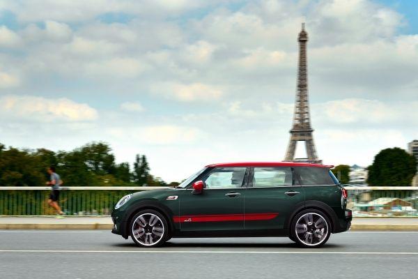 MINI na Parížskom autosalóne 2016