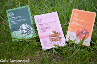 Body Shop Face Masks