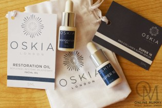 Oskia Skincare Oils