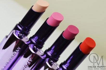 Urban Decay Sheer Revolution Lipsticks