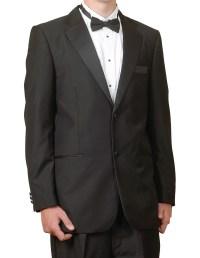 Black Wedding Tuxedos | www.imgkid.com - The Image Kid Has It!