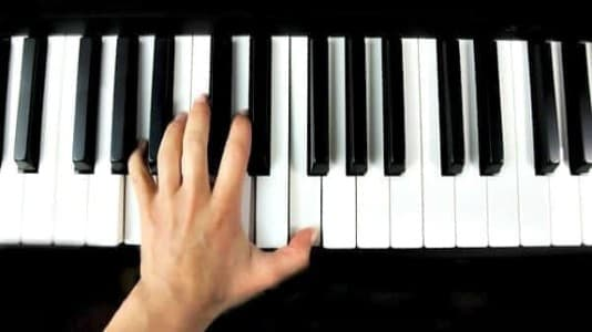 Piano Chord Inversions in Major and Minor with Printable Charts