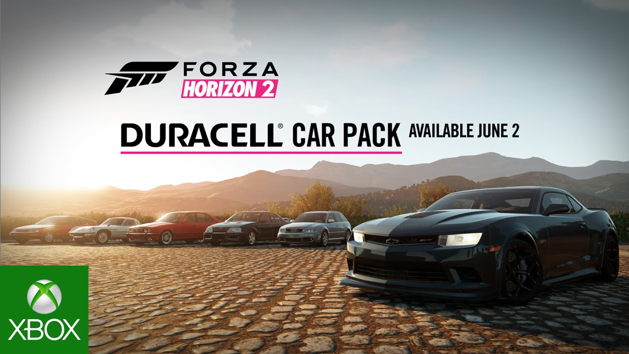 Fast And Furious 7 Cars Wallpapers Download Forza Horizon 2 Duracell Car Pack Released Ord