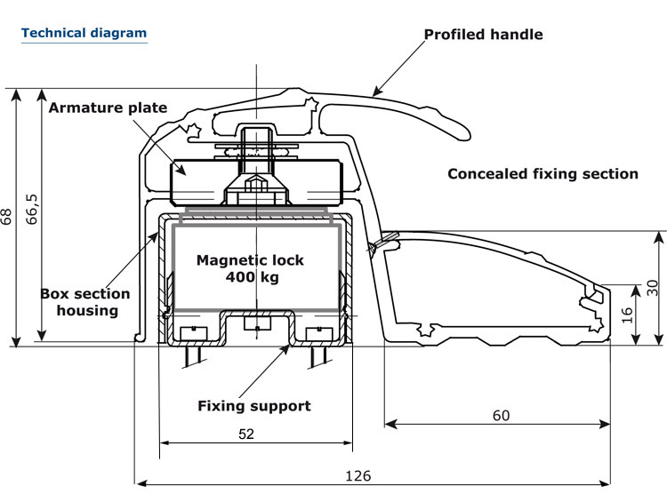 diax maglock wiring diagram