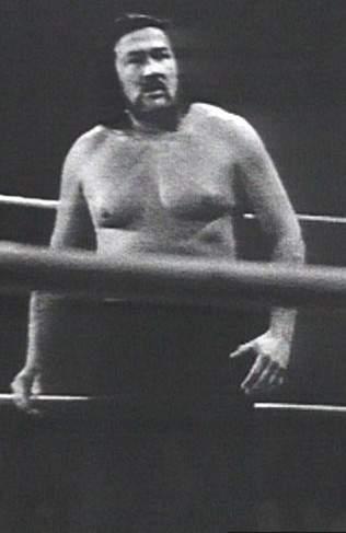 Blackjack wrestler