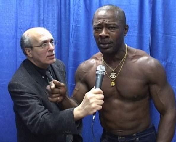 Rocky King Online World Of Wrestling